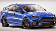 Ford rules out Focus RS sedan or wagon