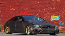 Mercedes-Benz CLS 350 CDI extensive tuning program released by Fostla