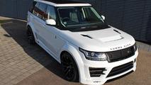 Range Rover by Lumma Design