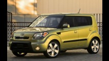 Crescimento de vendas globais da Kia Motors chega a 26% em julho