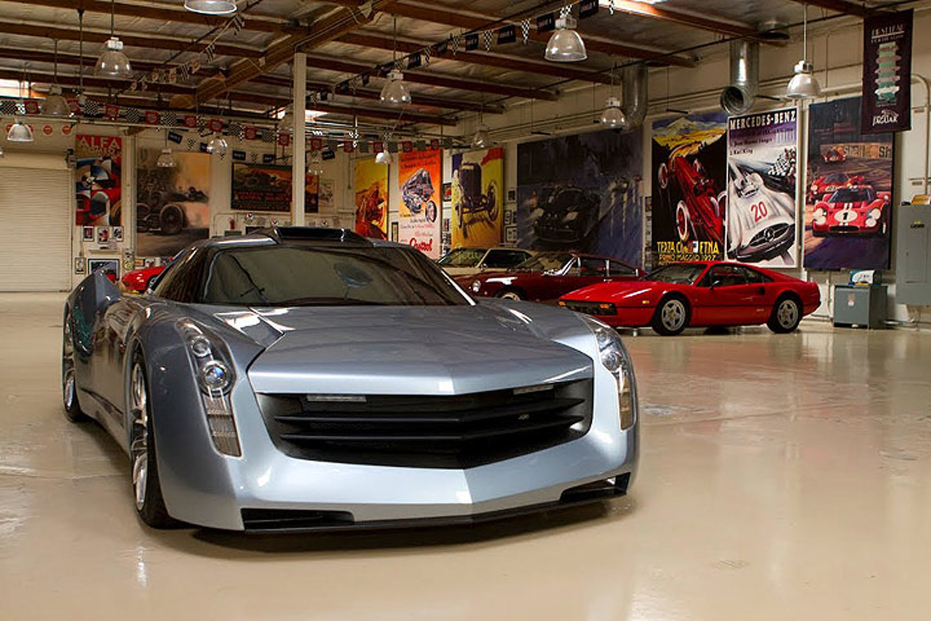 Did You Know? Jay Leno Built a Jet-Powered Supercar