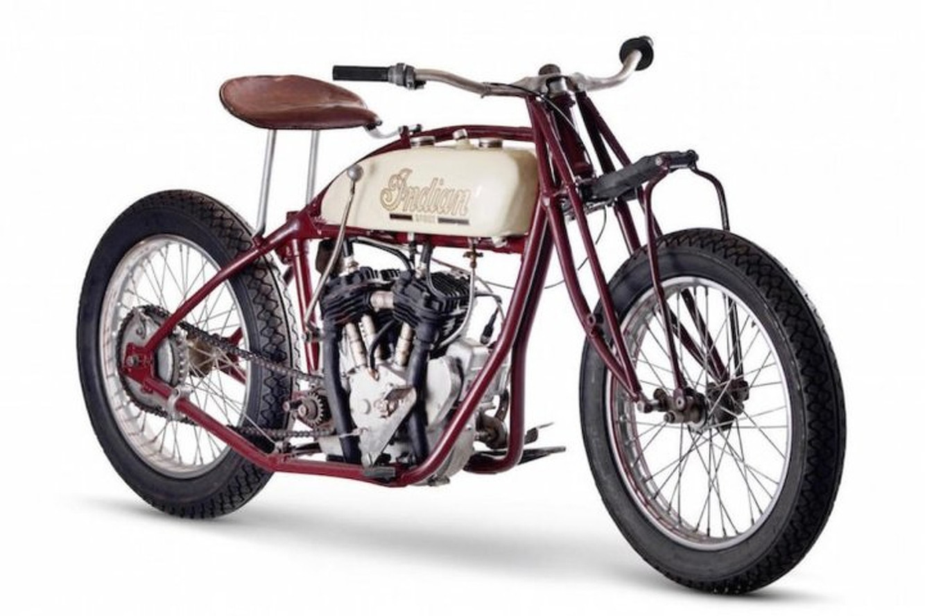 This 1927 Indian Motorcycle Was Built to Defy Gravity
