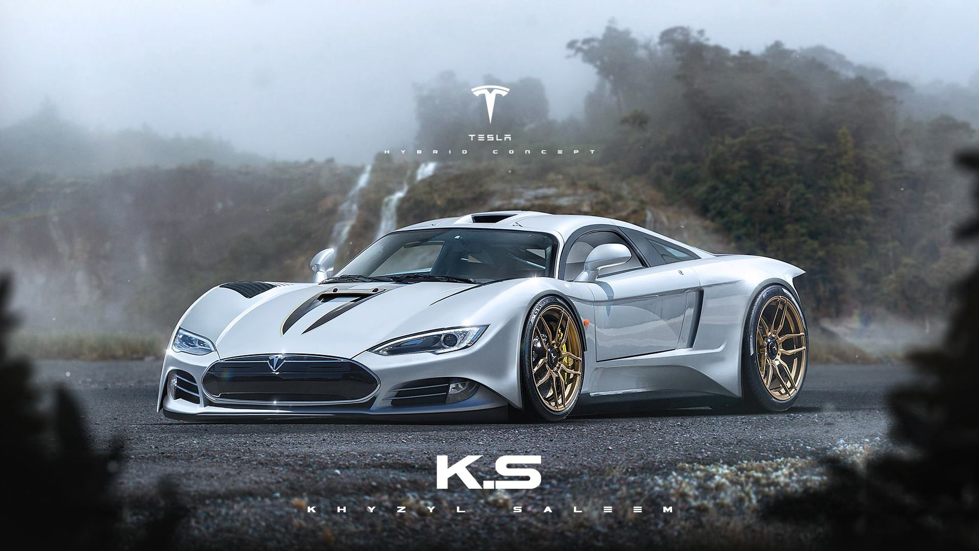 Tesla supercar could look like this