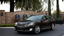 2016 Hyundai Equus unveiled with minor updates