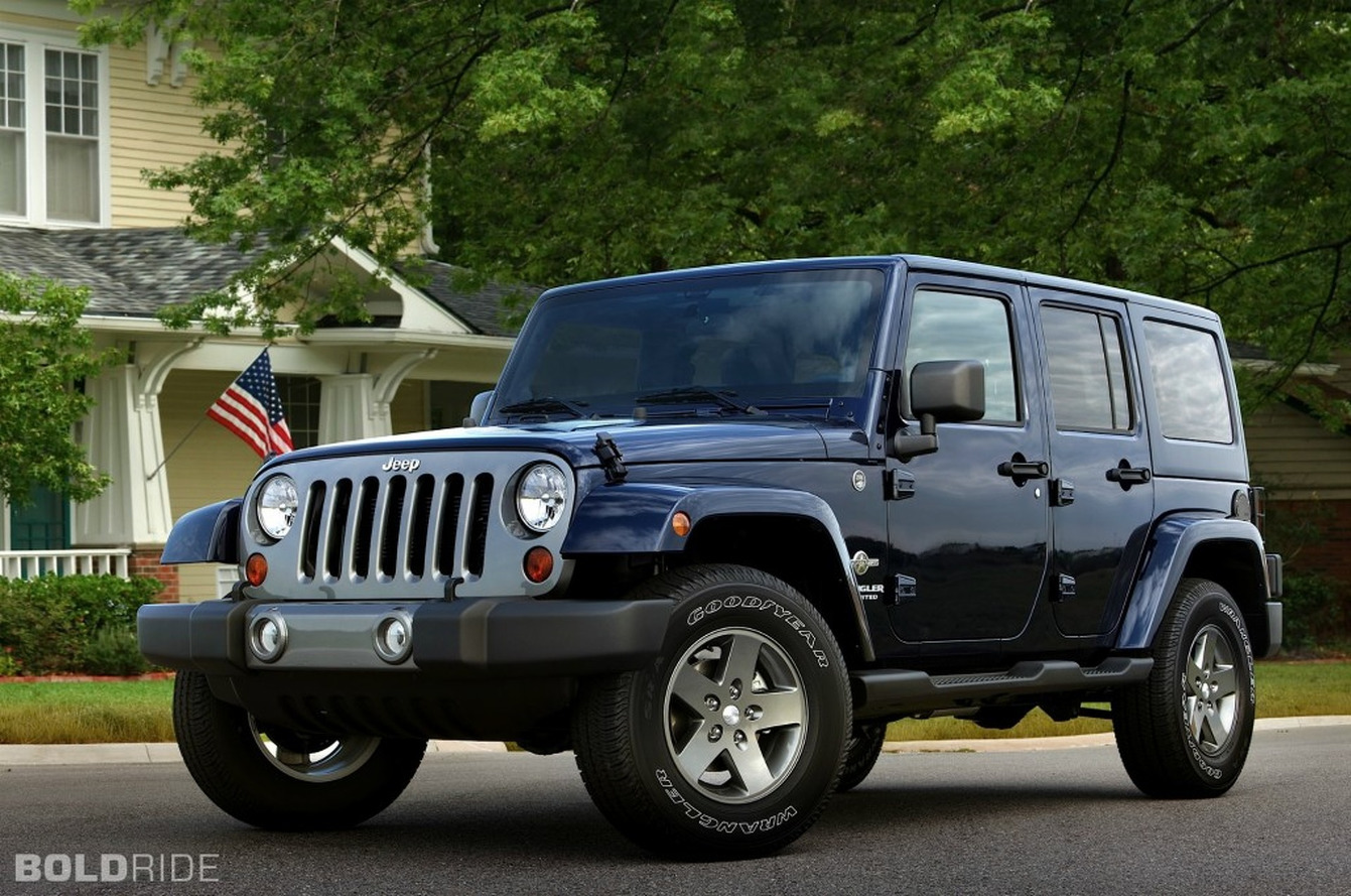 The Fourth: Jeep Honors Our Heroes With a Special Edition Wrangler