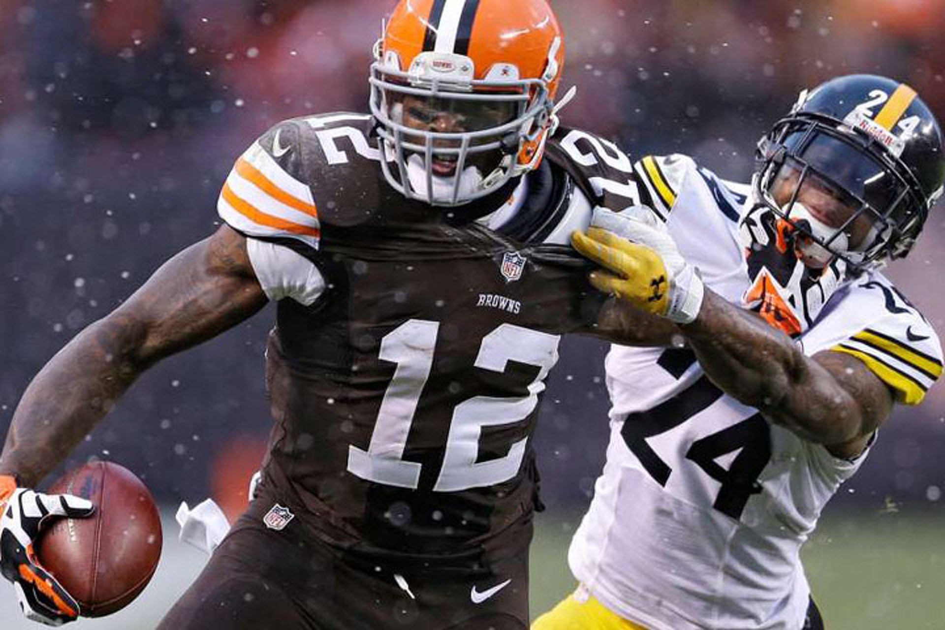 Browns Receiver Josh Gordon Gets Shortened Suspension, But Still Loves Selling Cars