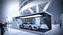 Audi Brand Terminal in Sydney