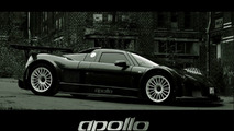 Black Gumpert Apollo Ready for Geneva