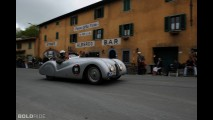 BMW 328 at Mille Miglia