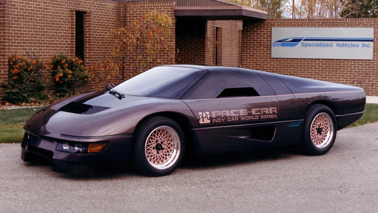 Dodge M4S The Wraith