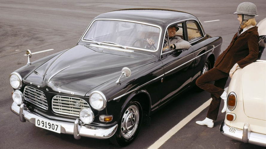 Volvo Amazon 60th anniversary