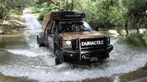 Duracell PowerForward trucks tackle Hurricane Matthew from Carolinas to Florida