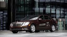 2013 Mercedes-Benz E400 Hybrid priced at $55,800 (US)
