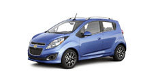 Automatic 2013 Chevrolet Spark returns 32 mpg combined