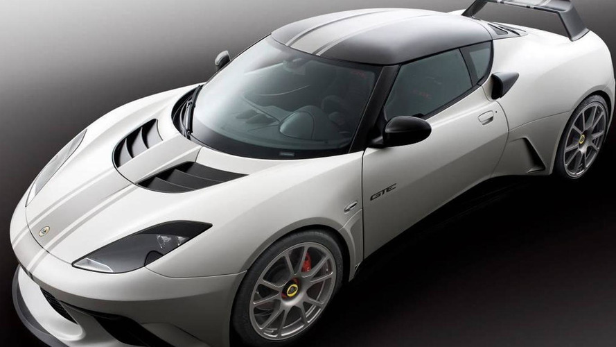 Lotus Evora GTE Road Car concept announced