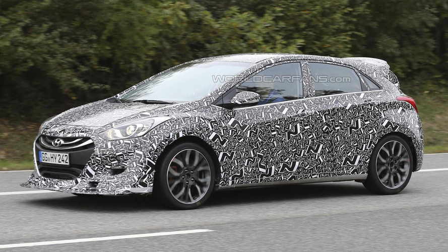Hyundai i30 N attacks the Ring in latest spy footage