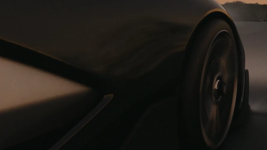 Faraday Future concept teased for CES [video]