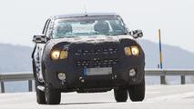 Mysterious Chevrolet Colorado prototype