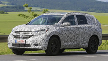 2018 Honda CR-V spy photo