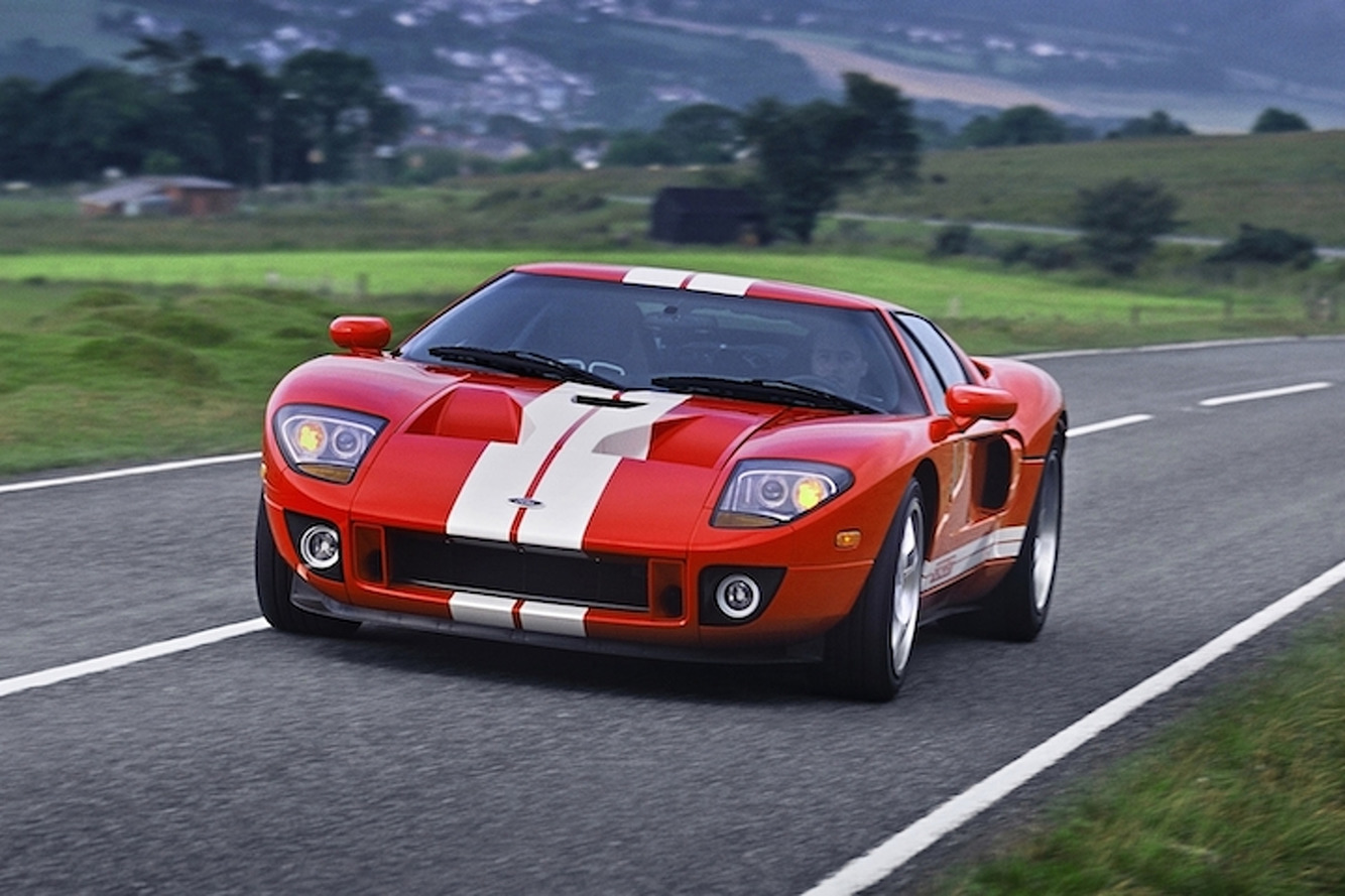 Is The Ford GT Making a Comeback?