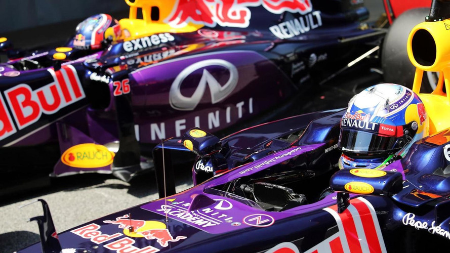 Red Bull 'drivers not our problem' - Horner