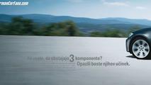 BMW 3 Series E90 leaked Slovenian brochure 2004