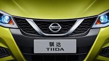 Nissan Pulsar transforms into 2017 Tiida for China