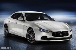 Maserati Ghibli Returns With More Doors, Diesel