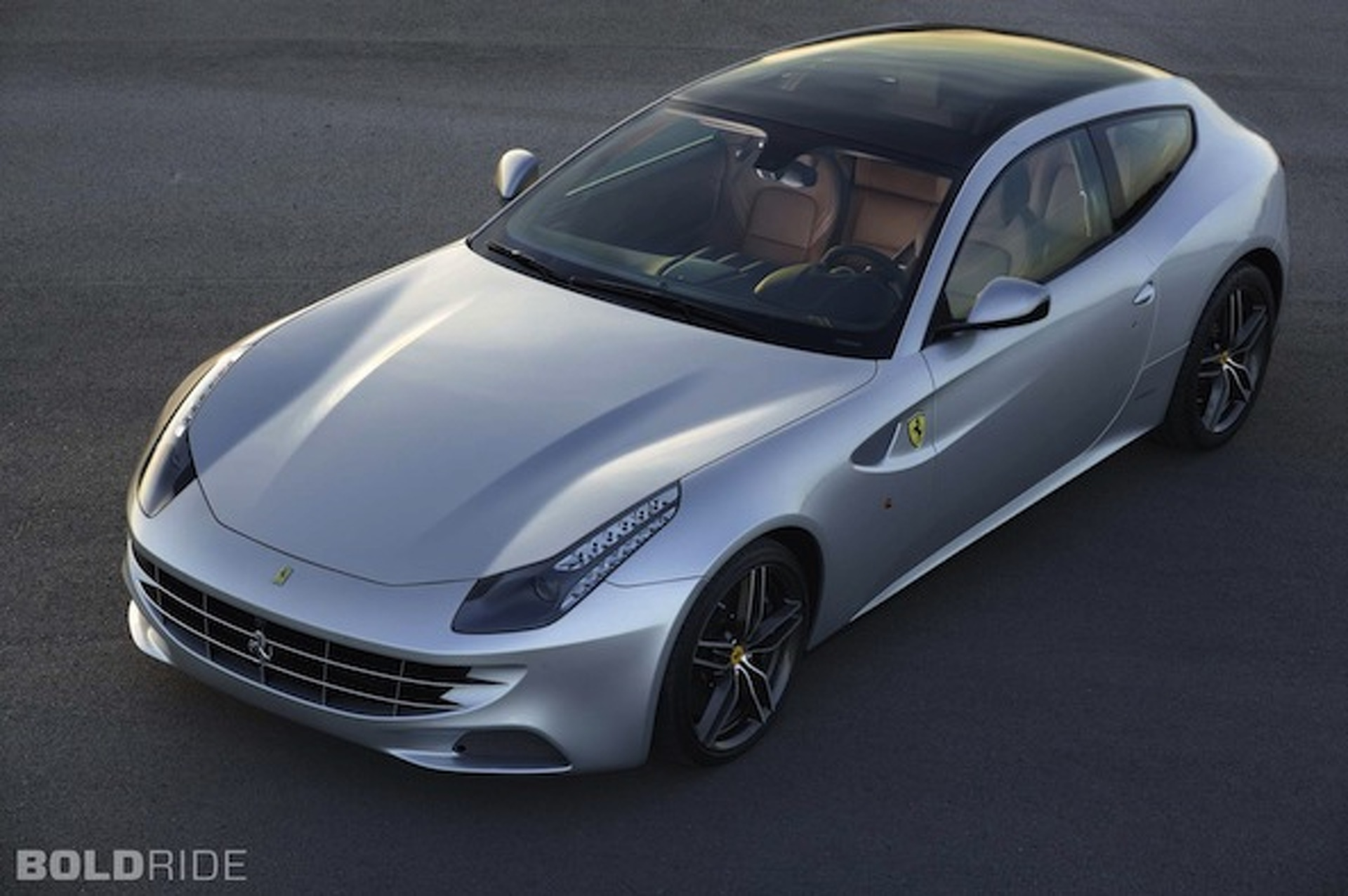 Ferrari Switching to Turbocharged Engines in 2016