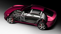 TVR peels away new model's skin to reveal its platform