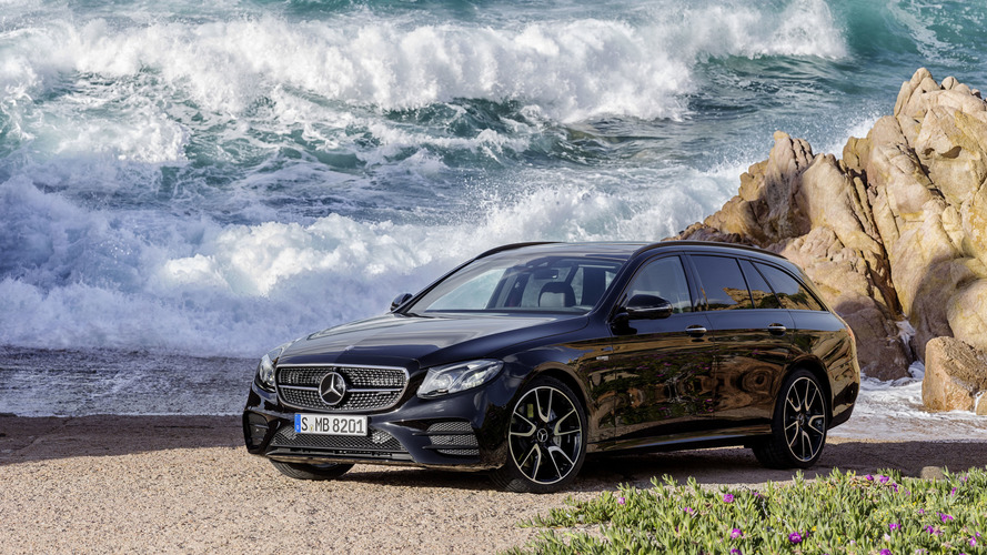 2017 Mercedes-Benz E-Class Wagon video roundup