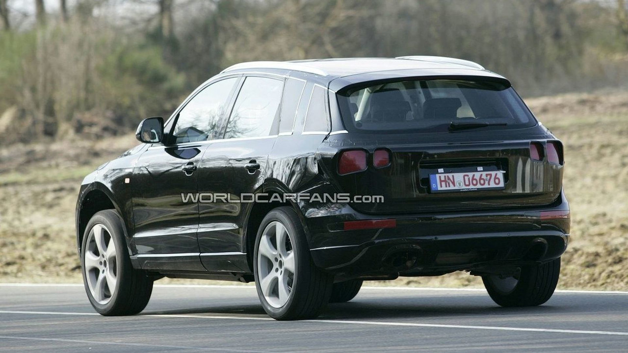 Audi Q5 Spy Photos