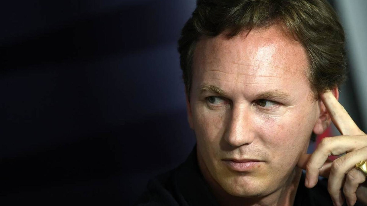Christian Horner (GBR), Red Bull Racing, Sporting Director, Hungarian Grand Prix, 30.07.2010 Budapest, Hungary