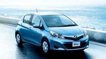 2012 Toyota Yaris / Vitz first details released