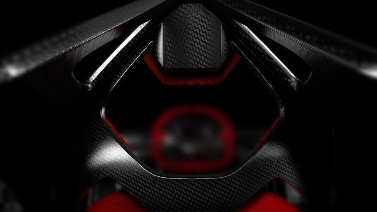 Lamborghini Teaser for 2010 Paris motor show