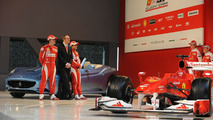 Ferrari F10 car launch, Maranello, Italy, 28.10.2010