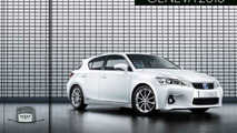 Lexus CT 200h leaked photos - 826 - 23.02.2010