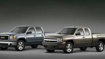 2007 Chevrolet Silverado & GMC Sierra