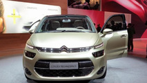 2013 Citroen Technospace concept at 2013 Geneva Motor Show