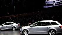 2013 Skoda Octavia Combi live in Geneva 06.3.2013