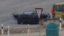 Alfa Romeo 4C spy photo 05.12.2012 / Automedia