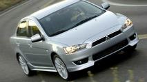 FRANKFURT PREVIEW: New Mitsubishi Lancer Sports Sedan