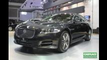Super Galeria de Fotos: Jaguar no Salão do Automóvel 2010