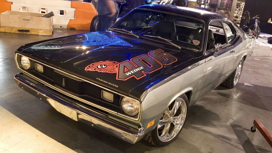 Blues Axe Man Kenny Wayne Shepherd Restores 1970 Plymouth Duster