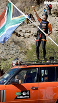 South African Victory in 2006 Land Rover G4 Challenge