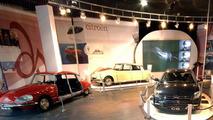 Art of Citroen at Beaulieu National Motor Museum (UK)