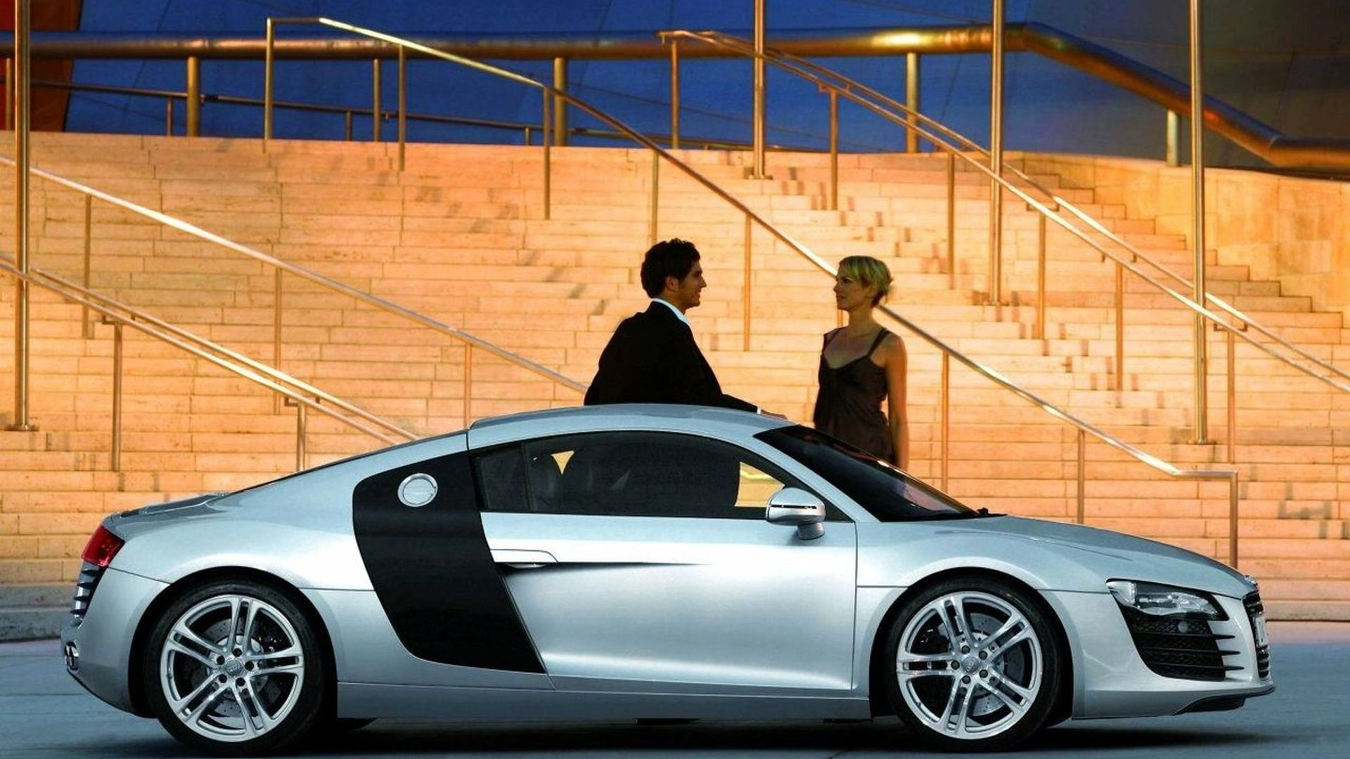 Audi R8 Also on Sale in China