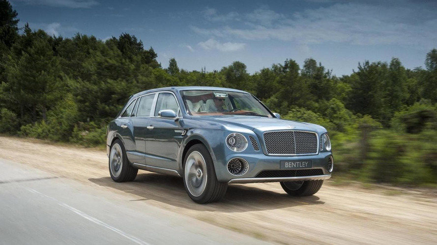 Bentley CEO confirms SUV plus diesel and hybrid engines - report