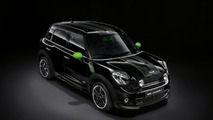 MINI Countryman with JCW & MINI RAY styling accessories bound for Essen
