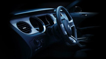 2010 Ford Mustang Dash Panel Teaser Image Released